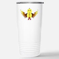 3-chicks_dig_me_back_brown Travel Mug