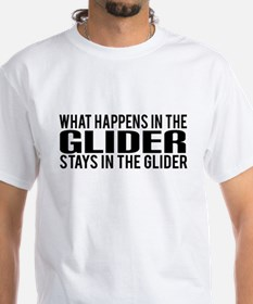 What Happens in the Glider T-Shirt