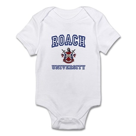 ROACH University Infant Bodysuit