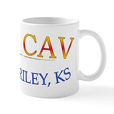 1st Squadron 4th Cav cap Mug