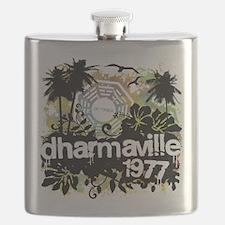 2-dharmaville Flask
