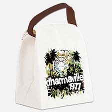 2-dharmaville Canvas Lunch Bag