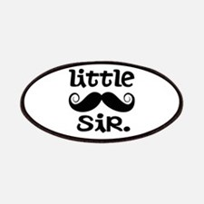 Little Sir Mustache Patches