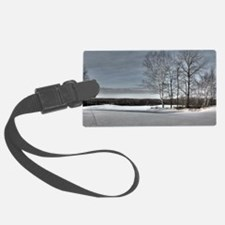 Gods Country Luggage Tag