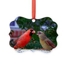 LoveBirdsLFP Ornament