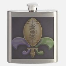 football-de-lis-3-BUT Flask