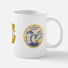 uscg-9th-cgd--stackable Small Small Mug