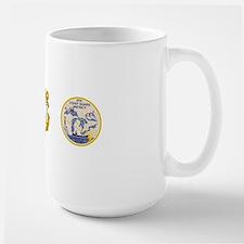 USCG-9th-CGD-Mug-Stackable Large Mug