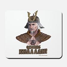 Genghis Khaaaan! Mousepad
