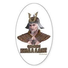 Genghis Khaaaan! Decal