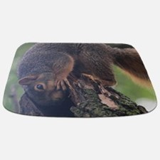 I love groundhogs Throw Pillow