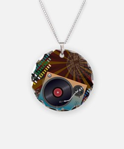 Turntable Necklace