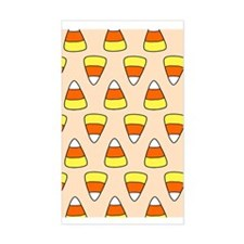 'Candy Corn' Decal