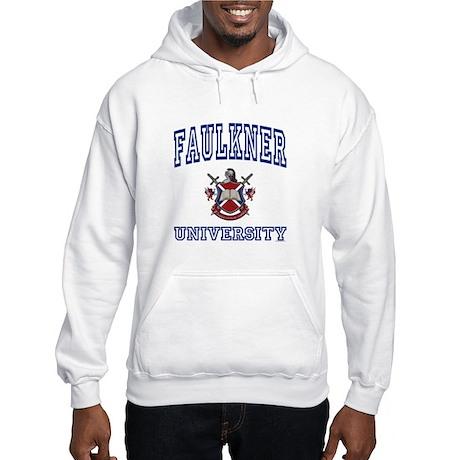 FAULKNER University Hooded Sweatshirt