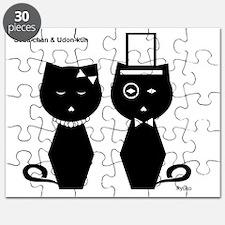 Soba-chan  Udon-kun sig Puzzle