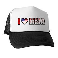 Trucker Hat MMA USA