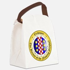 Exchequer OR Canvas Lunch Bag