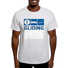 Eat Sleep Gliding T-Shirt
