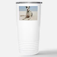 GD beach post Stainless Steel Travel Mug