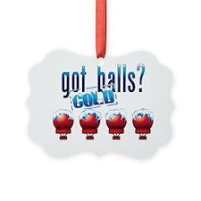 ColdBalls_lite Ornament