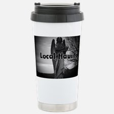 local_haunts_for TshirtBLACK Stainless Steel Trave