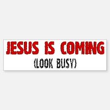 Jesus Sticker (Bumper)
