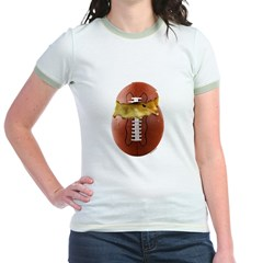 Football Chick T