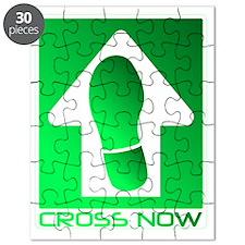 Cross Now Puzzle