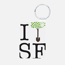 I FUF SF Keychains