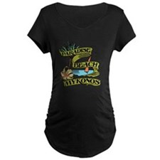 mykonos_paradise_beach_tee T-Shirt