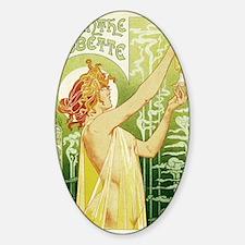 absinthe Robette 11x17 Sticker (Oval)