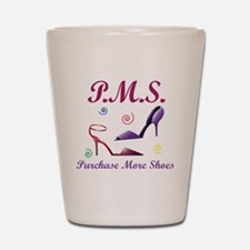 PMS Shot Glass