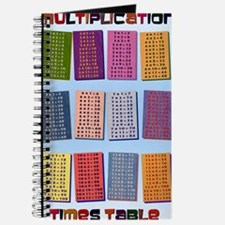 Times Tables _mini poster1 Journal
