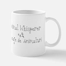 animal whisperer/vintage kittens pic Mug