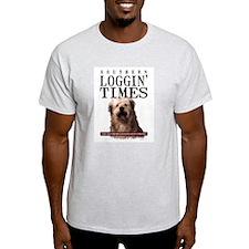 Best Friends Ash Grey T-Shirt