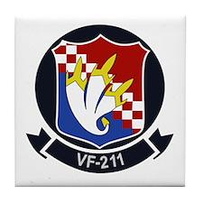 vf-211 Tile Coaster