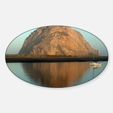The Rock 10 Sticker (Oval)