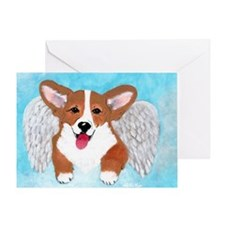 Angel Baby Greeting Card