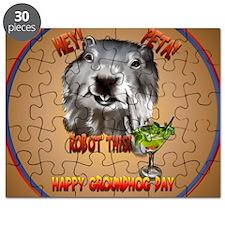 PETA! Robot This!-Circle Puzzle