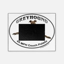 GVV 40MPH Couch Potato Picture Frame