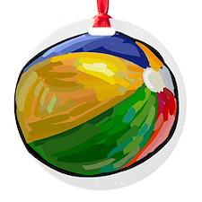 beach-ball Ornament