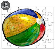 beach-ball Puzzle
