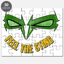 Green_Hornet_-_feel_the_string222 Puzzle