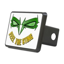 Green_Hornet_-_feel_the_st Hitch Cover