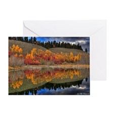 Mill Pond2 Greeting Card