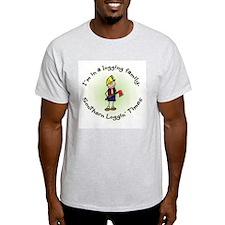 Loggin Family Ash Grey T-Shirt