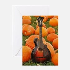 Journal_Gibson_Pumpkins Greeting Card