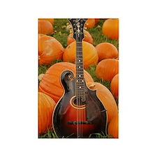 Journal_Gibson_Pumpkins Rectangle Magnet