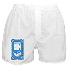 1984 Boxer Shorts