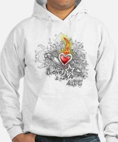 love and art Hoodie